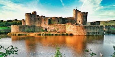 4 Course Dinner at Caerphilly Castle, Caerphilly, Wales