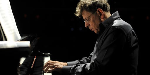 Philip Glass: Works for Piano, Dinner and Performance
