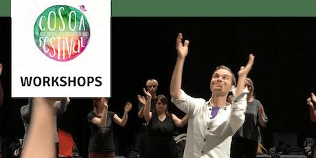 Körpergrooves mit Gabriel Hahn (Workshop) Tickets