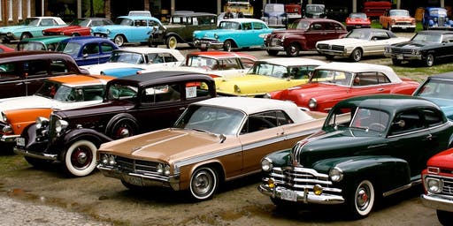 Laramie County Fair Car Show sponsored by PB&J Auto Sales