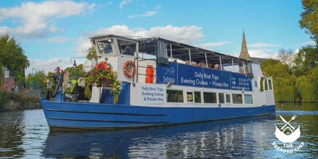 Sabrina River Cruise & 4 Course Meal tickets