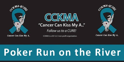 1st Annual CCKMA Poker Run on the River