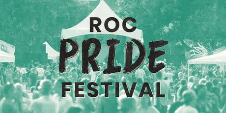 ROC Pride Festival 2019 tickets