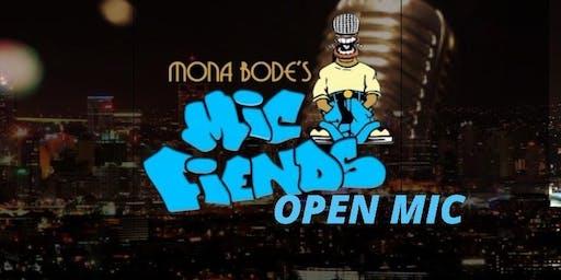 Return of MonaBode's Micfiend Poets