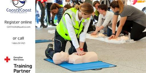 Emergency Medical Responder Course - North York