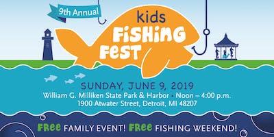 Kids Fishing Fest
