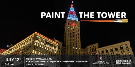 Paint the Tower tickets