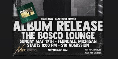 Pariis Noel - Beautifully Flawed Album Release Event