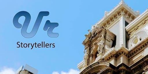 UrStorytellers Storytelling Through Health And Wellness Training - SPANISH/ENGLISH