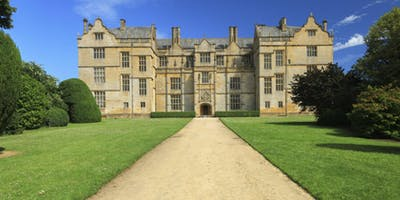 Tottington Hall comes to Montacute House (12-18 August tickets)