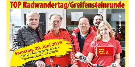 TOP Radwandertag Tickets