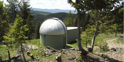 Blue Mountain Observatory LIMITED AVAILABILITY (25 PERSONS) - 2019