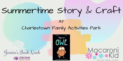 Summertime Story & Craft