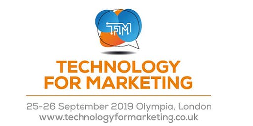 Technology for Marketing 2019