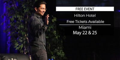 (FREE) Millionaire Success Habits revealed in Miami by Dean Graziosi