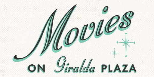 Movies on Giralda Plaza
