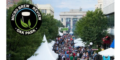 12th Annual Oak Park Micro Brew Review tickets