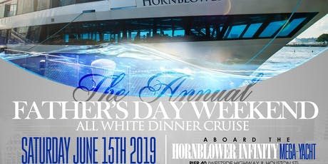NYC's Biggest Annual All White Event is Back for Father's Day.  tickets