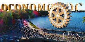 2019 Oconomowoc Rotary Independence Day Parade - Sign...