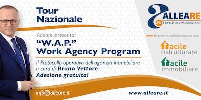 W.A.P. Work Agency Program