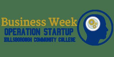 Business Week Day One: Entrepreneur Resource Fair