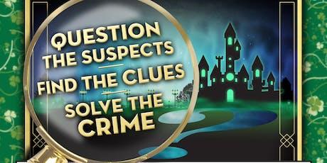 murder mystery multiroom event tickets