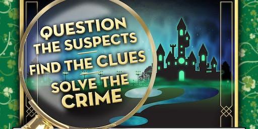 murder mystery multiroom event