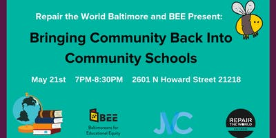 Bringing Community Back Into Community Schools