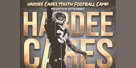 Hardee Cares Youth Football Camp tickets