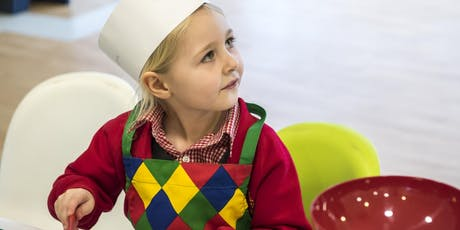 Children's Cookery Workshop (6-12yrs) @ Le Chateau Cadnam tickets