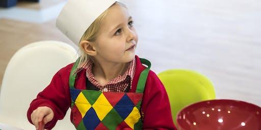Children's Cookery Workshop (6-12yrs) @ Le Chateau Cadnam