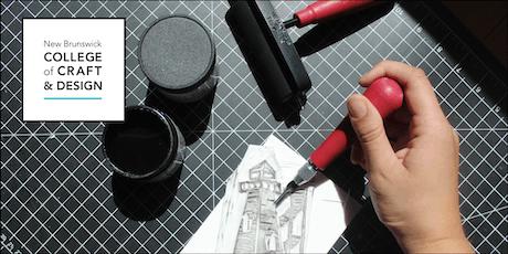 Hands-on Linocut Print Making Workshop tickets