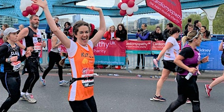 Maggie's charity place application form - Virgin Money London Marathon 2020 tickets