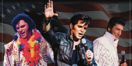 Memories of Elvis at TAK Music Venue tickets