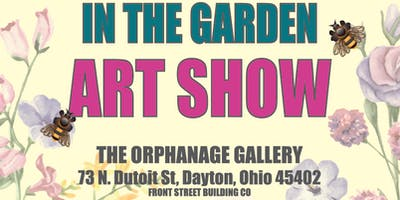 In the Garden Art Show Opening Reception May 3