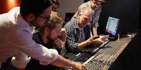 OPEN STUDIO DAY @ Abbey Road Institute Frankfurt Tickets
