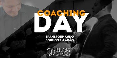 COACHING DAY - Transformando sonhos em ação! ingressos