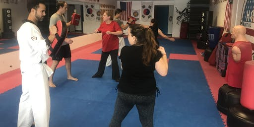 Free Self-Defense Class