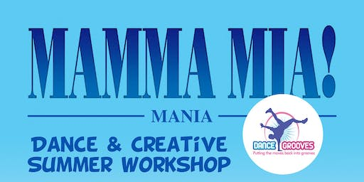 MAMMA MIA Mania themed Dance & Creative Summer Workshop at The Half Moon Putney