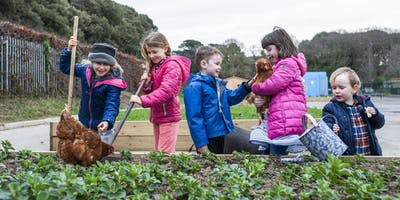 St. Anne's City Farm - Family day - Sundays