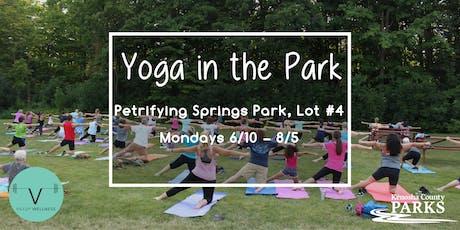 Kenosha County Go365 Yoga in the Park tickets