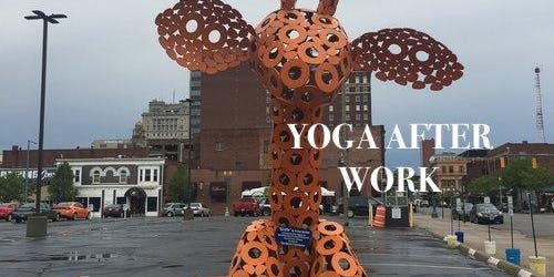 Yoga After Work in Historic Downtown Canton - Every Tuesday