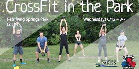 Kenosha County Go365 CrossFit in the Park tickets