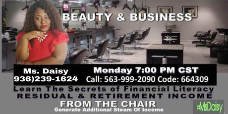 Business in the Chair Pearland tickets
