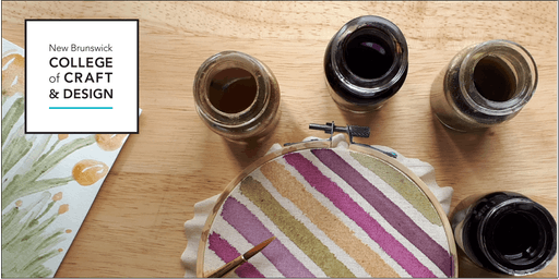 Painting with Natural Dyes Workshop