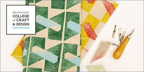 Design and Print - Block Printing on Fabric Workshop tickets