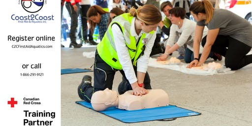 Emergency Medical Responder Course - North York