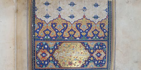 Islamic Art ~ Making Manuscripts & Exploring Heritage tickets