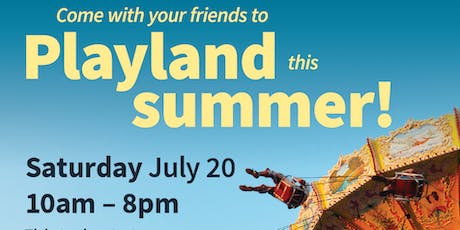 Visit Playland tickets