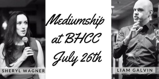 Mediumship at Blue Hill Country Club with Liam Galvin and Sheryl Wagner